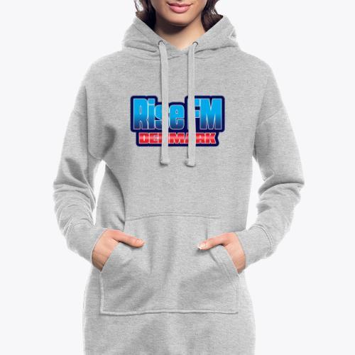 Rise FM Denmark Text Only Logo - Hoodie Dress