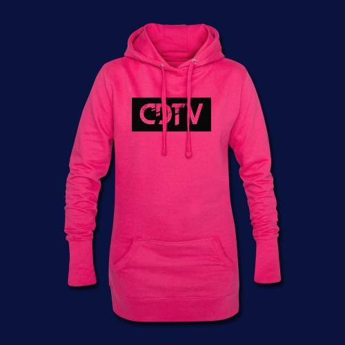 CDTV Box Logo - Hoodie Dress