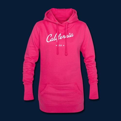 California - Hoodie-Kleid