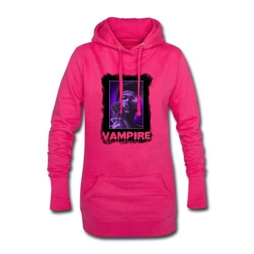 Vampire - Hoodie-Kleid