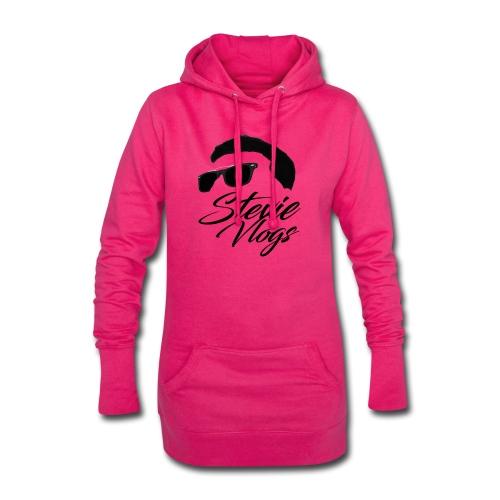Stevie Vlogs Logo - Hoodie Dress