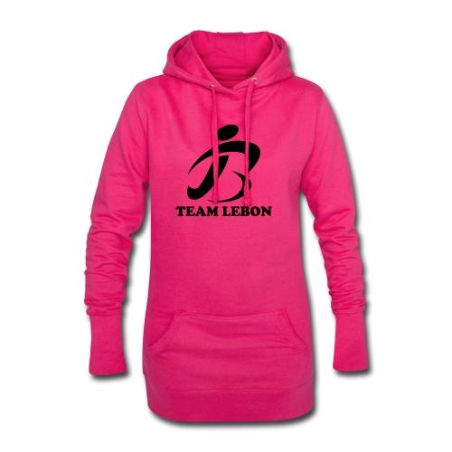 JLBLOGOapp17team lebon - Hoodie Dress