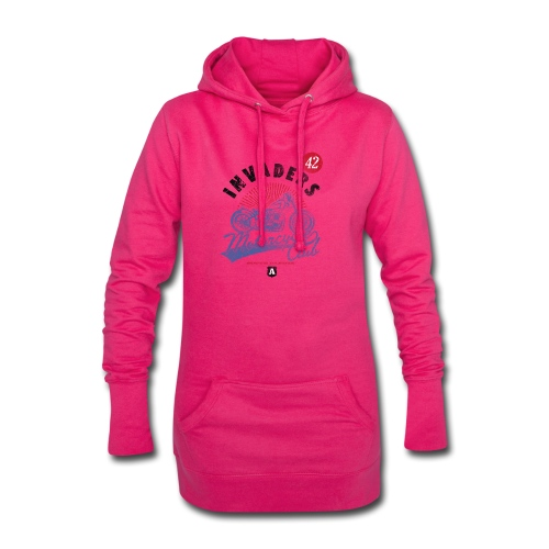 DownloadT-ShirtDesigns-com-2121724 Invaders - Hoodie Dress