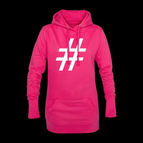 Hashtag Team - Hoodie-Kleid