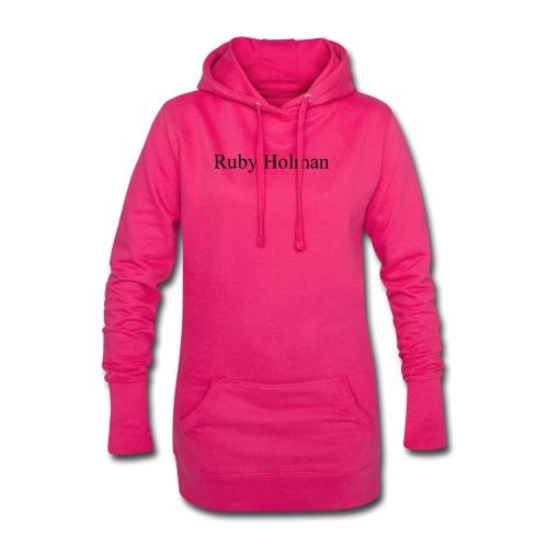 Ruby Holman - Sweat-shirt à capuche long Femme
