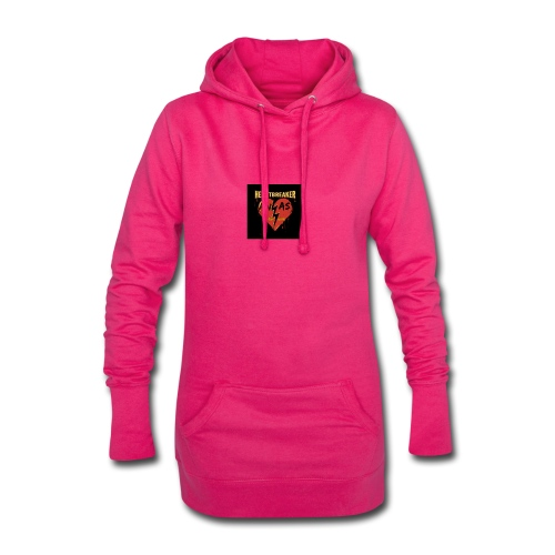 HEATRT BREAKER - Hoodie Dress
