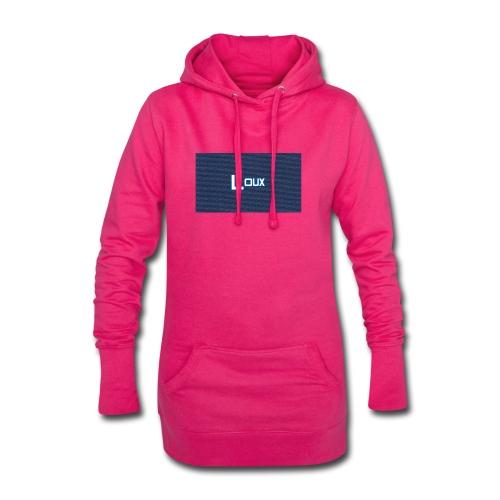 Loux - Hoodie-kjole