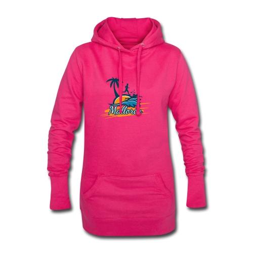 Joggen auf Mallorca - Sport - sportlich - Jogging - Hoodie-Kleid