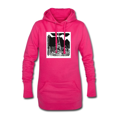 Church iconic - Hoodie Dress