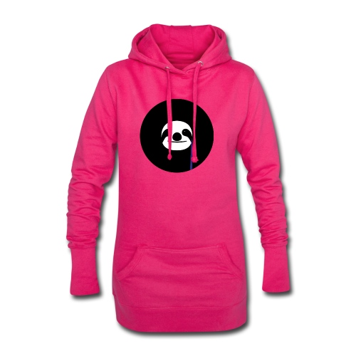 sloth - Hoodie Dress
