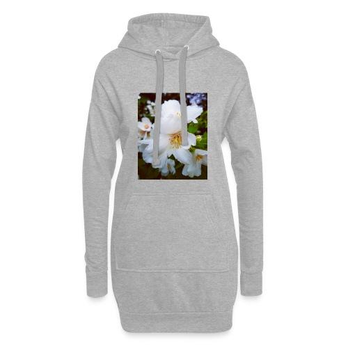 FLEUR - Sweat-shirt à capuche long Femme