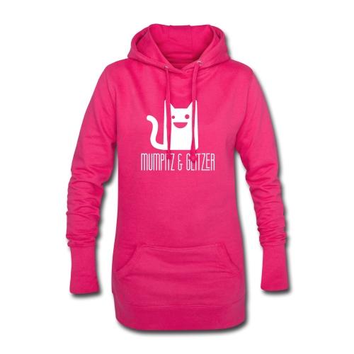 Mumpitz&Glitzer simple - Hoodie-Kleid