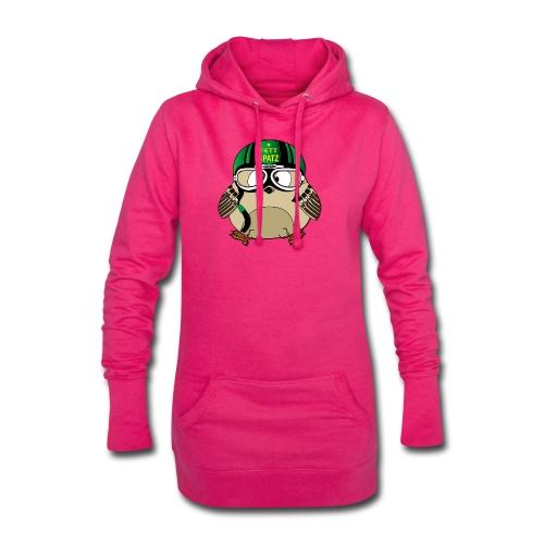 Fettspatz SAMSON - Hoodie-Kleid