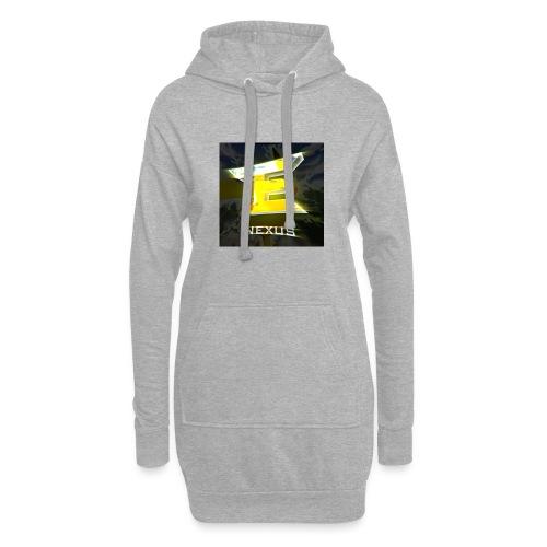 logo nexus - Hoodie-Kleid