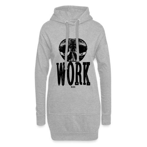 Nose Work Black - Hupparimekko