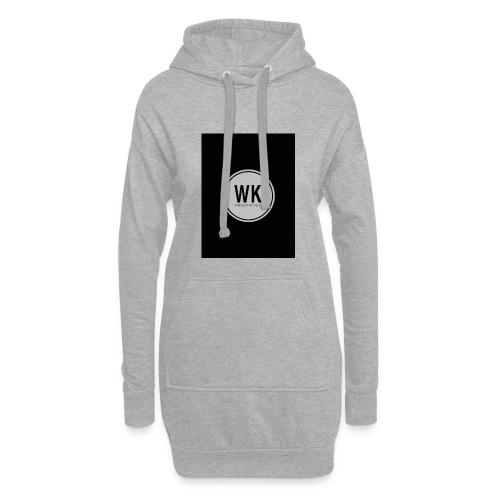 WienerKickerZ Logo - Hoodie-Kleid