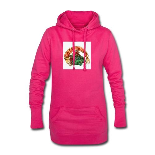 DiceMiniaturePaintGuy - Hoodie Dress