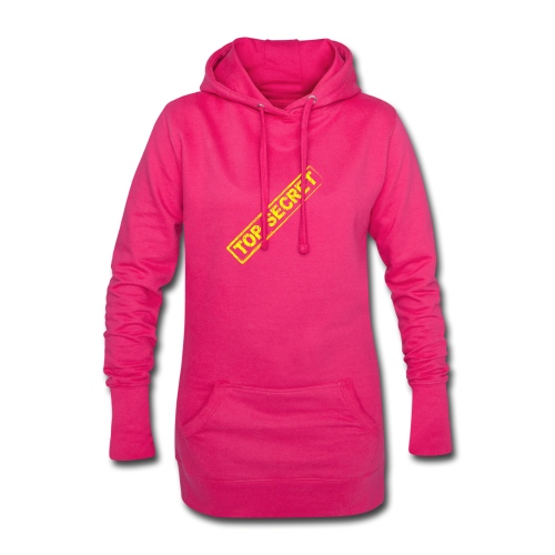 Top Secret - Sudadera vestido con capucha