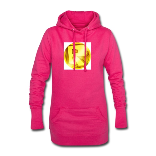 Razzerzlogoshirt - Hoodie Dress