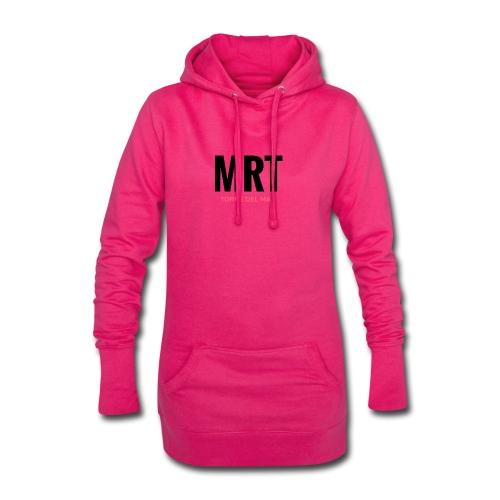 MRT - Sudadera vestido con capucha