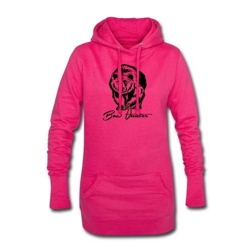 Bear Bowhunter - Hoodie-Kleid