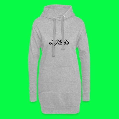 Jasckermerch1 - Hoodie Dress