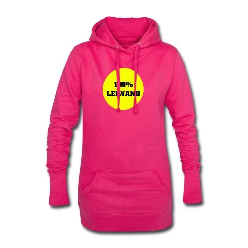 Leiwand 100% - Hoodie-Kleid