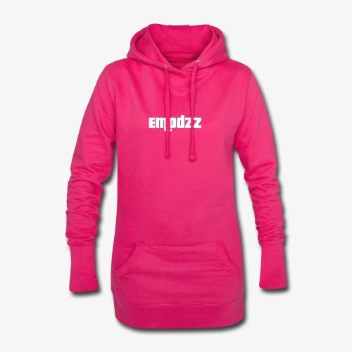 EMODZZ-NAME - Hoodie Dress