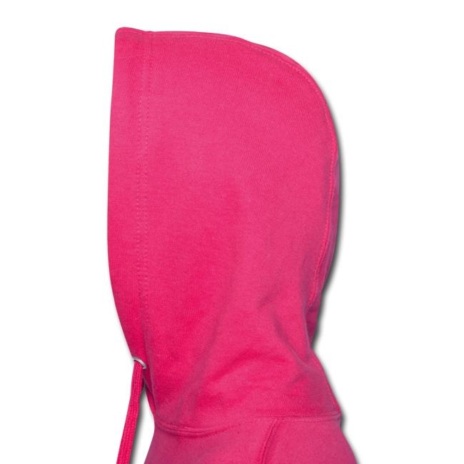 Vorschau: single verliebt katze - Hoodie-Kleid