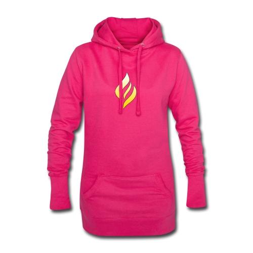 LUX Default Logo - Hoodie Dress