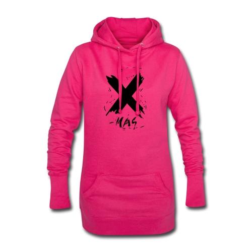 X-mas Merry Christmas - Hoodie-Kleid