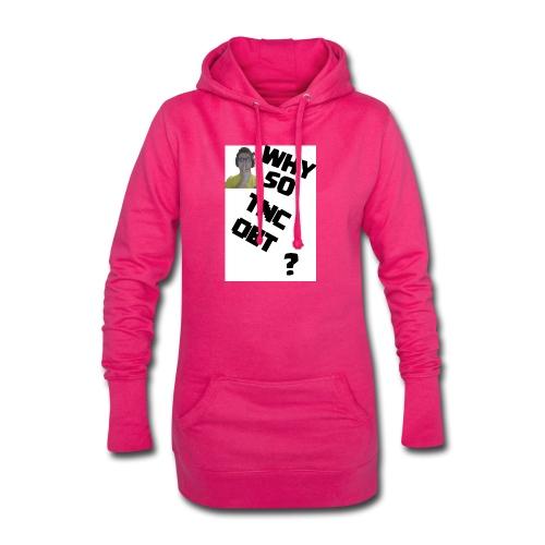 Maglietta DONNA Why so TNCOBT? - Vestitino con cappuccio