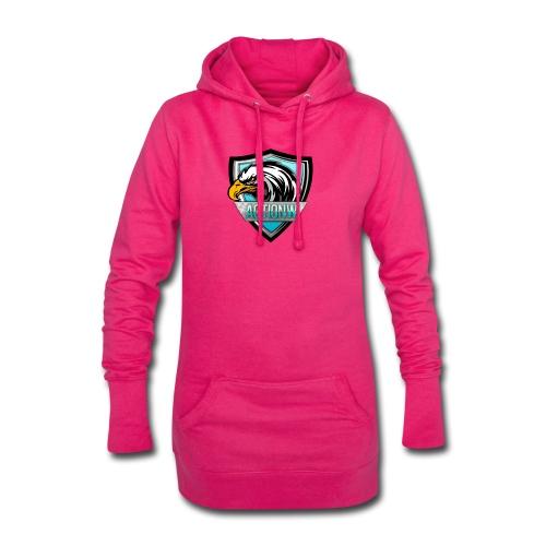 Fan shirt + Logo - Hoodiejurk