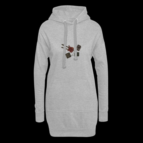 Music - Hoodie Dress