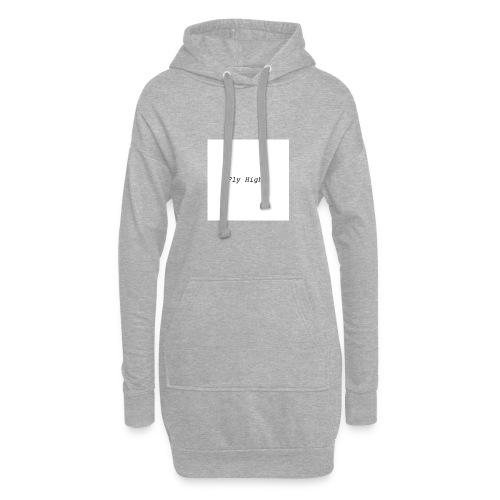 Fly High Design - Hoodie Dress