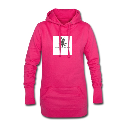 Dont mess whith me logo - Hoodie Dress