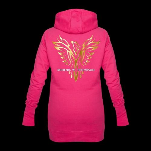 Golden Phoenix Design - Hoodie Dress