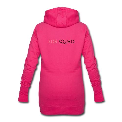 SDB SQUAD - Vestitino con cappuccio