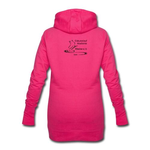 EARheine Logo schwarz - Hoodie-Kleid