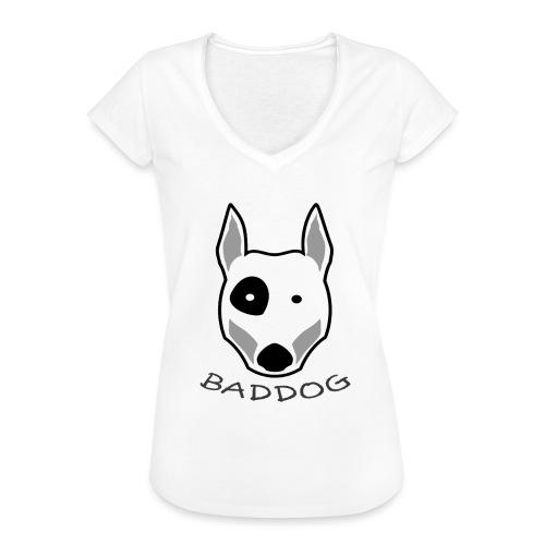 BADDOG - T-shirt vintage Femme