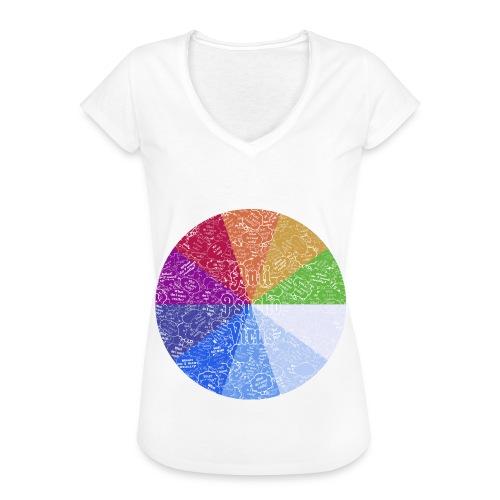 APV 10.1 - Women's Vintage T-Shirt