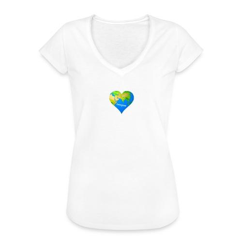 imagine - Frauen Vintage T-Shirt