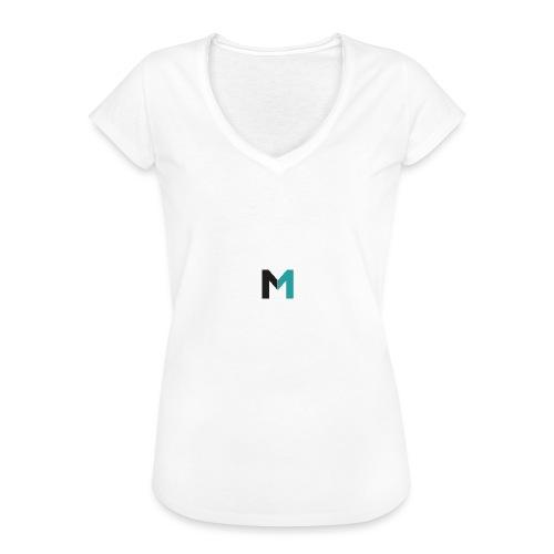 Logo M - Frauen Vintage T-Shirt