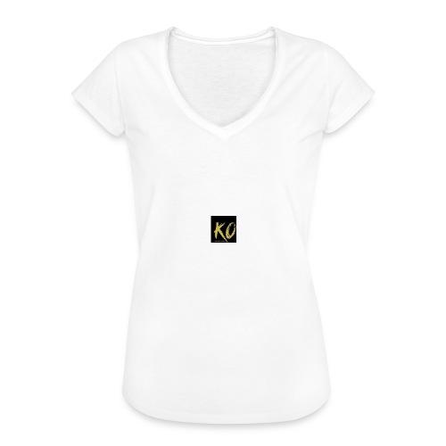 k.o-ousmanekebe - T-shirt vintage Femme