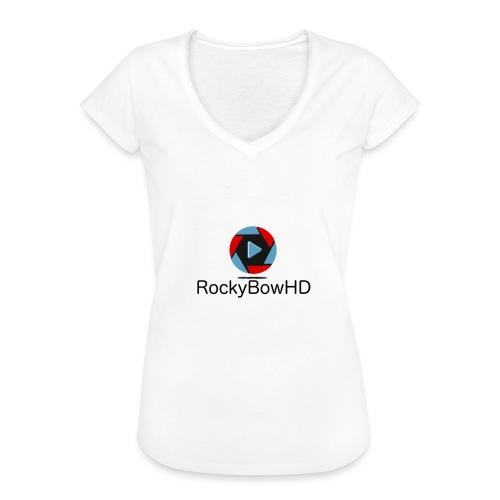 Logo2 - Frauen Vintage T-Shirt