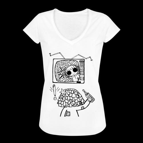 dehidre 1 - Camiseta vintage mujer
