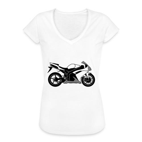 R1 07-on V2 - Women's Vintage T-Shirt