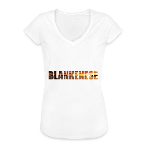 Blankenese Hamburg - Frauen Vintage T-Shirt