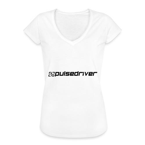 Pulsedriver Beanie - Women's Vintage T-Shirt