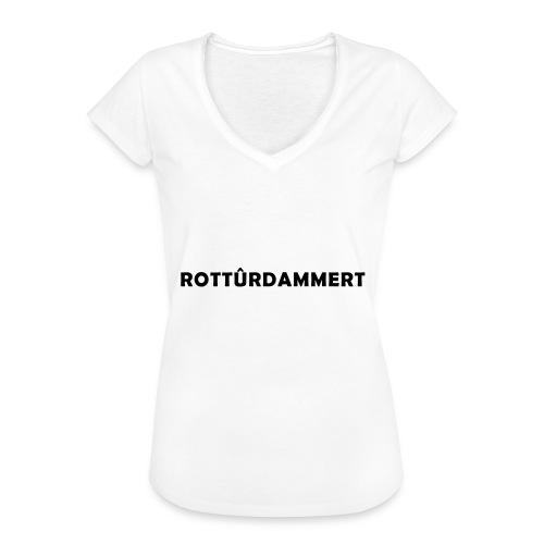Rotturdammert - Vrouwen Vintage T-shirt